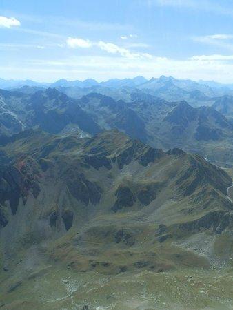 Pic Du Midi : Vue