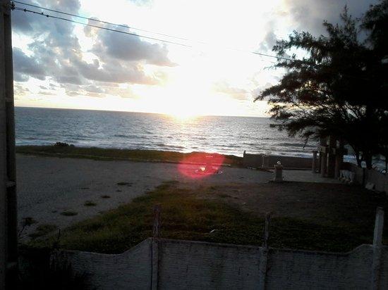 Imira Plaza Hotel: Nascer do Sol