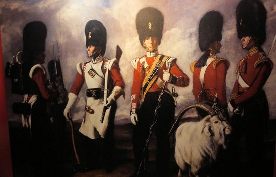 The Royal Welch Fusiliers Regimental Museum