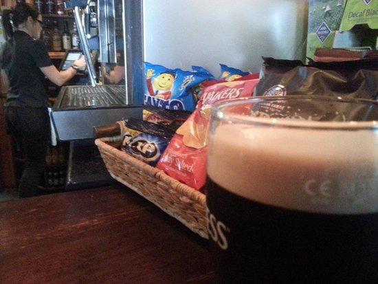 McGrory's Hotel: A real Irish bar