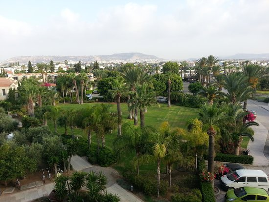 Palm Beach Hotel & Bungalows : вид из окна