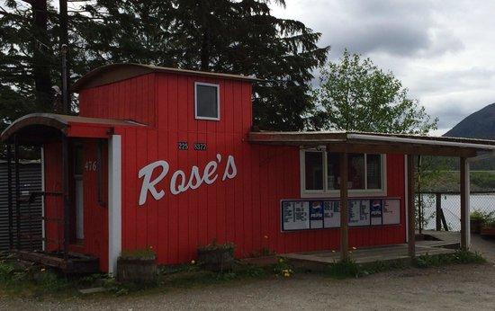 Rose's Caboose