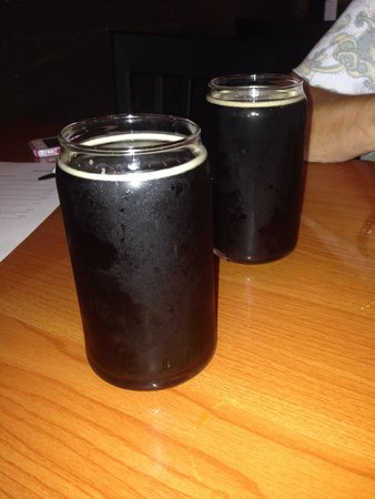 Bucktown Tap: Perrin Black beer on tap