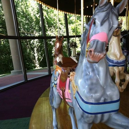 St. Louis Carousel at Faust Park: The Carousel at Faust Park
