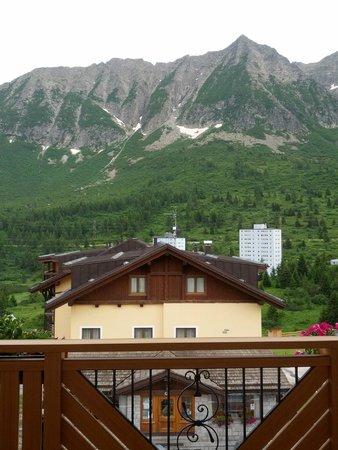Hotel Eden : Vista dalla nostra stanza