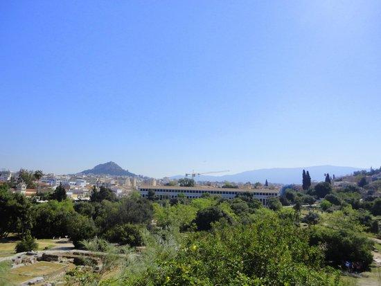 Ancient Agora of Athens: Ágora