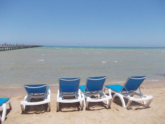 Stella Di Mare Beach Resort & Spa Makadi Bay : mare