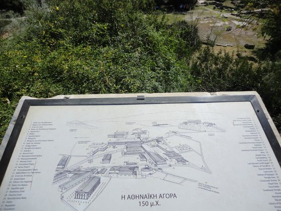 Ancient Agora of Athens: Ágora