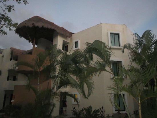 Sandos Caracol Eco Resort: Laagbouw
