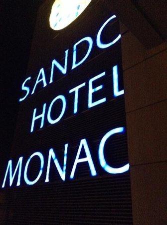 Sandos Monaco Beach Hotel & Spa: from the balcony