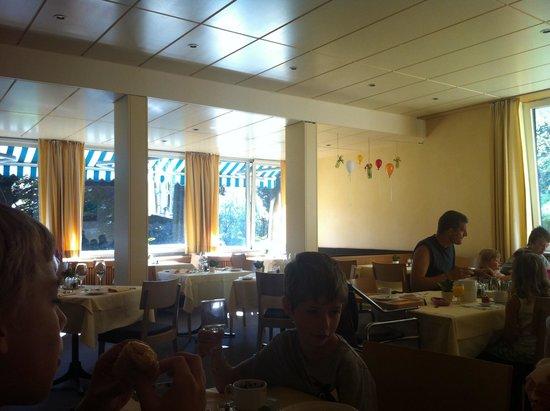 Hotel Schloss Ragaz: Restaurant