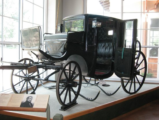 Penrose Heritage Museum: Presidential Carriage
