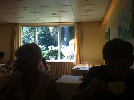 Hotel Schloss Ragaz: Restaurant 2