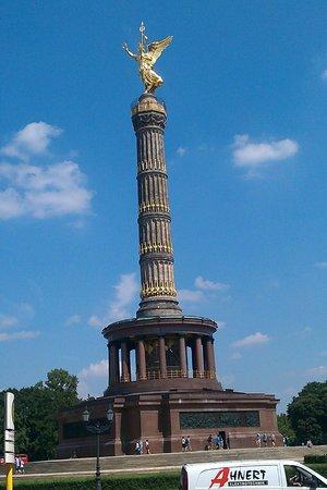 Tiergarten : victory column