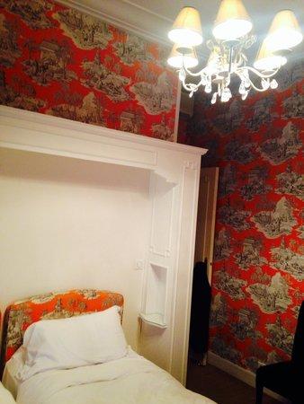 Hotel Saint Germain: Beautiful Room