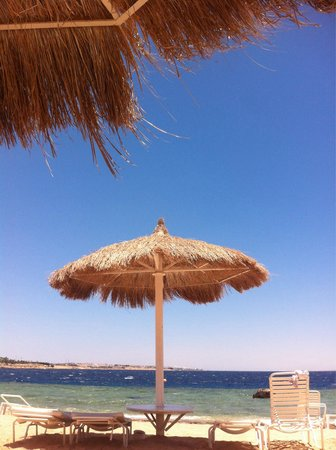 Sunrise Grand Select Arabian Beach Resort: Что еще нужно?)