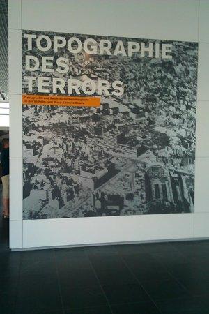 Topographie des Terrors: Topography of Terror