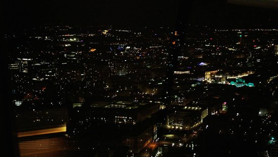 Berlin TV Tower : View from TV Tower