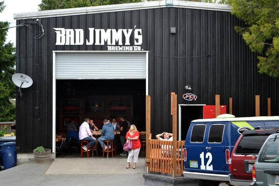 ‪Bad Jimmy's Brewing Co‬