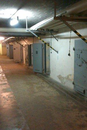 Gedenkstaette Berlin-Hohenschoenhausen : prison