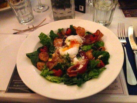 Cook'n' With Gas: Caesar salad