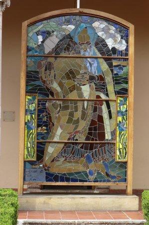 Museo de Aguascalientes : ステンドグラス