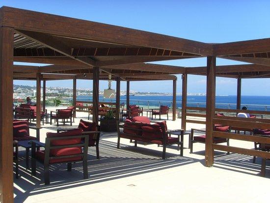 The Kresten Royal Villas & Spa: Terrace