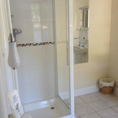 The Riverside: Bathroom - shower