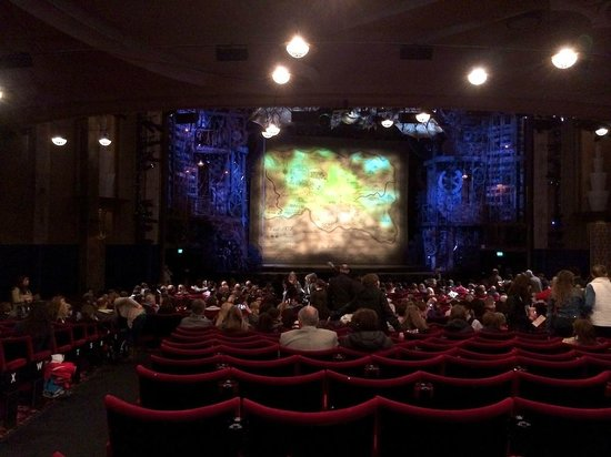 Wicked the Musical: All ready to go