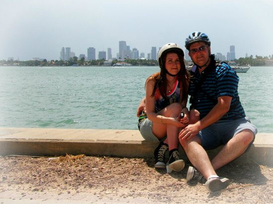 Bike and Roll Miami: Great chance to see Miami