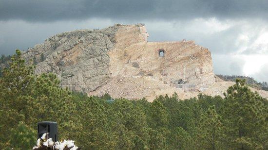 Crazy Horse, Южная Дакота: жжж
