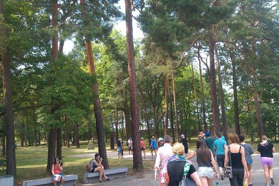 Gedenkstätte und Museum Sachsenhausen: Sachsenhausen Concentration Campgrounds