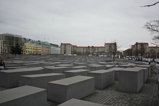 Memorial del Holocausto: The Holocaust Memorial