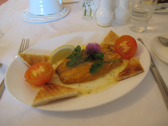 Glenorney by the Sea: Wonderful Breakfast