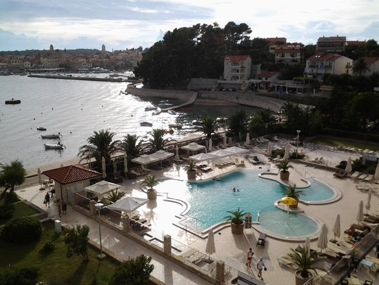 Hotel Padova: piscina
