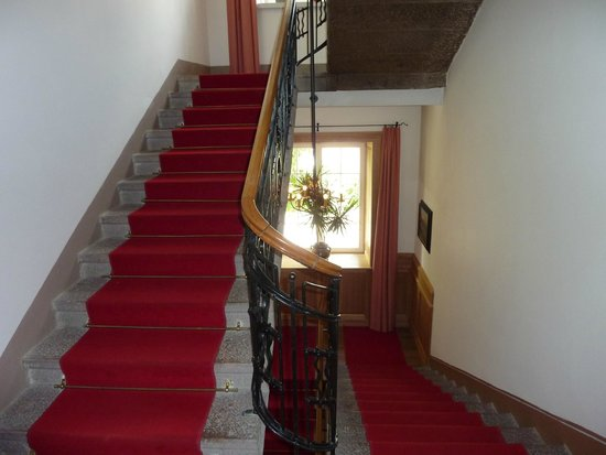 Hotel am Stetteneck: interno