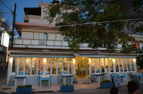 Akrogiali Taverna: Akrogiali