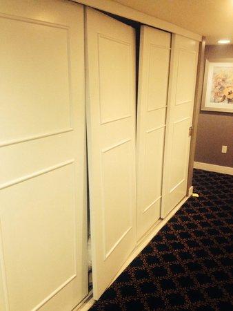 Helmu0027s Inn: Hallway Cabinets