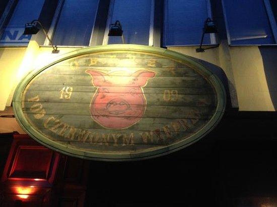Czerwony Wieprz : Restaurant logo