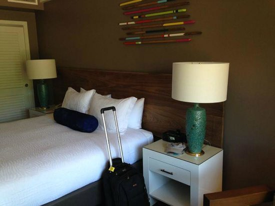 Amara Resort & Spa, a Kimpton Hotel: Nicely decorated rooms