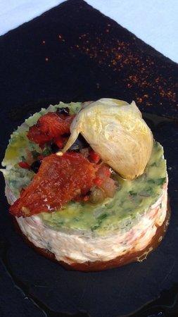 Pouic-Pouic: Le tartare de crevettes - divin...