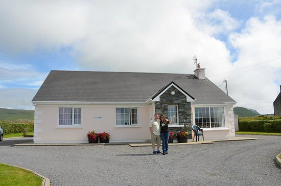 Calafont Portmagee Bed & Breakfast: B&B front area