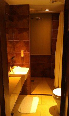 Forest City Hotel : Bath
