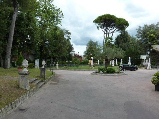 Hotel Villa Pigna: giardino