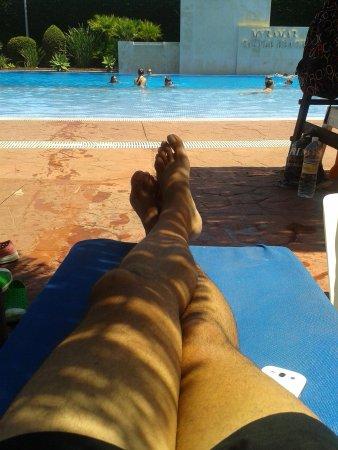 Myramar Fuengirola Hotel: piscina