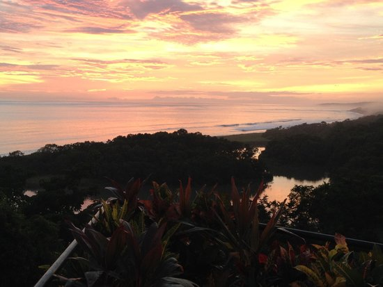 Hotel Boutique Lagarta Lodge: Sunset!