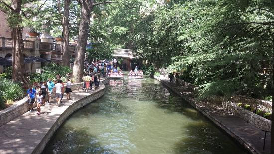 Photo of San Antonio River taken with TripAdvisor City Guides
