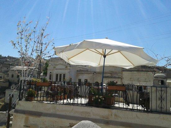 Babayan Evi Cave Boutique Hotel: Teras