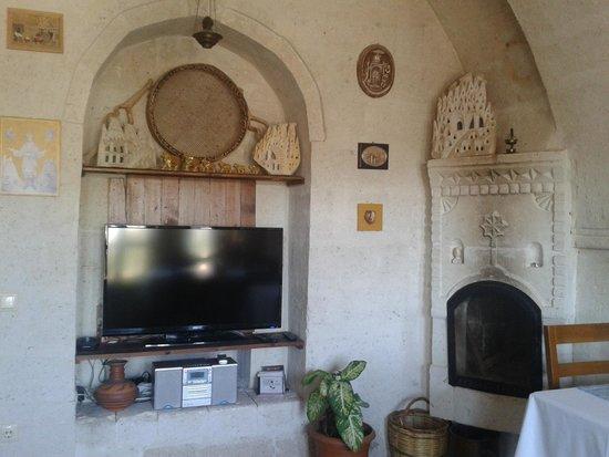 Babayan Evi Cave Boutique Hotel: Yemek odasu