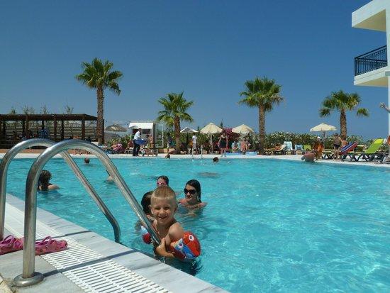 Gouves Park Holiday Resort : basen